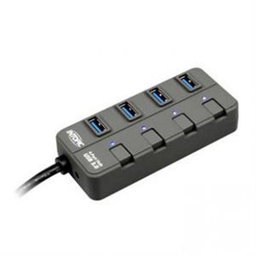 INTOPIC USB3.0全方位高速集線器【HB-320】