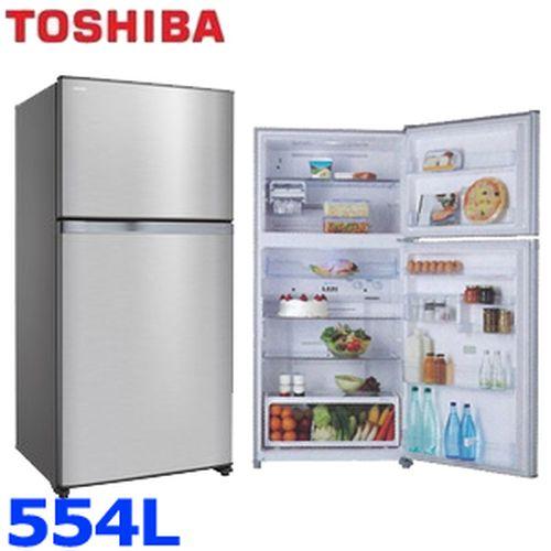 TOSHIBA東芝 554公升雙門變頻電冰箱GR-W58TDZ