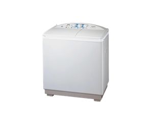 panasonic 國際 NW-90RC (T淡瓷灰) 雙槽洗衣機 (9KG)