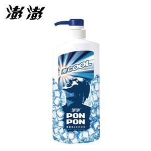 澎澎 MAN 激酷 抗痘控油 沐浴乳 650gX2瓶 #7519