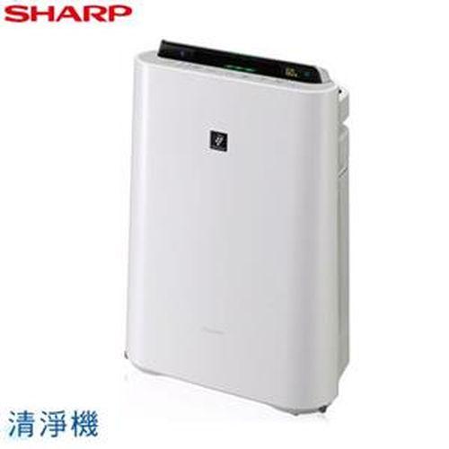 SHARP夏普日本原裝水活力空氣清淨機 KC-JD60T/W