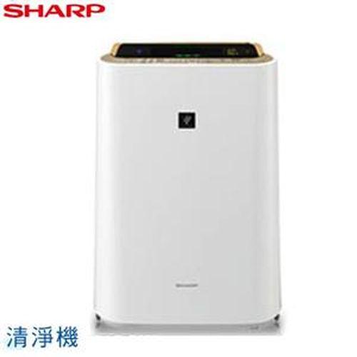 SHARP夏普日本原裝水活力空氣清淨機 KCJD70T/W