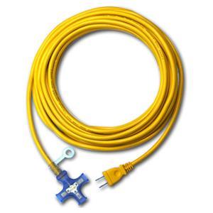 PowerSync 群加 工業用1擴3帶燈延長線 30L/26M