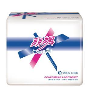 【量販組】秋楓 抽取式柔紙巾 300抽X30入/箱 單抽式衛生紙