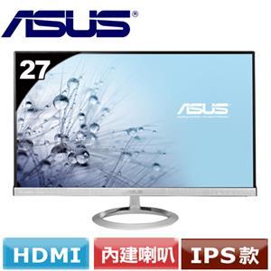 R1【福利品】ASUS 華碩 MX279H 27型 AH-IPS 背光顯示器