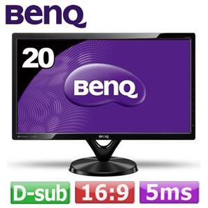 R2【福利品】BENQ 20型不閃屏低藍光螢幕 VL2040AZ