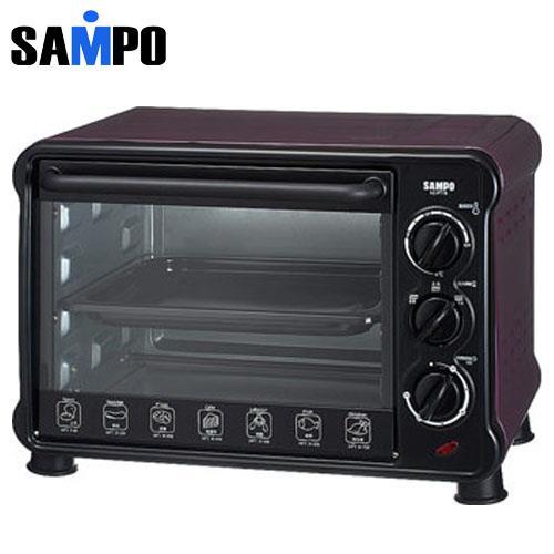 SAMPO聲寶 KZ-PU18  18公升電烤箱 KZPU18【破盤下殺↘廚電精選】