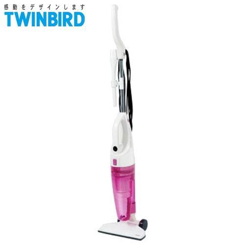 日本TWINBIRD直立/手持兩用吸塵器  TC-5121TWP