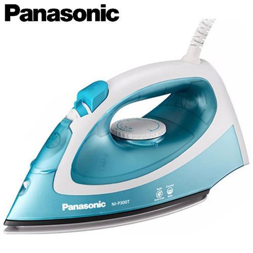 Panasonic 蒸氣電熨斗 NI-P300TA(水藍)