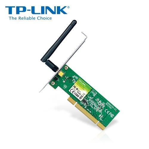 TP-LINK TL-WN751ND 11n 150M 無線PCI網卡 天線可拆