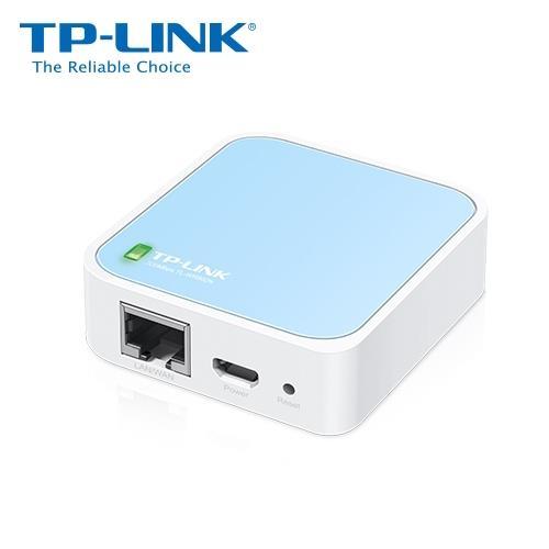 TP-LINK WR802N 300M 無線 N 微型路由器