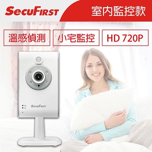SecuFirst 天鉞電子 WP-M01S 室內HD無線網路攝影機【2月精選特惠 低於7折 現省900】