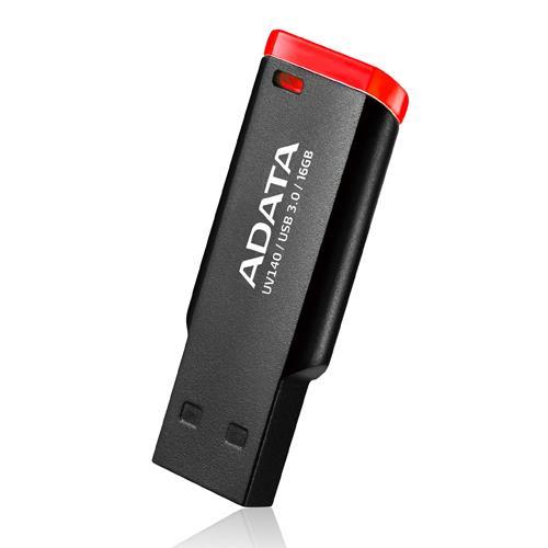 ADATA威剛 UV140書籤碟 16GB  隨身碟-紅色