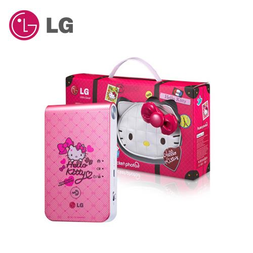 【限時搶購】LG PD239SP Pocket Photo Kitty口袋相印機