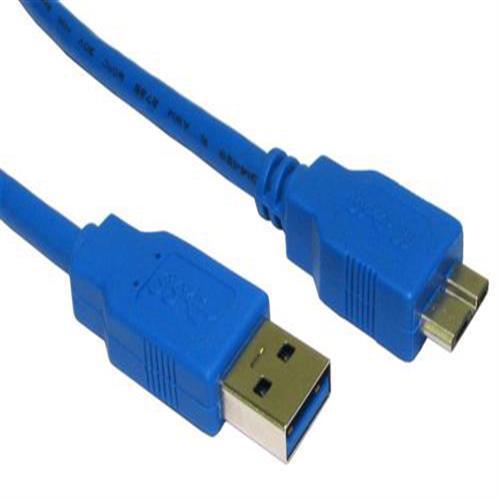 USB 3.0 A公/Micro B公 30CM