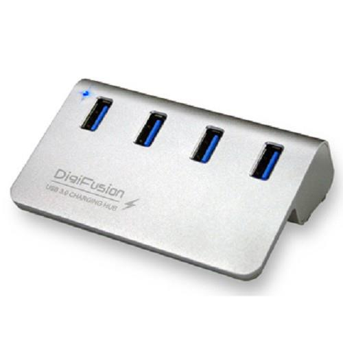 伽利略 USB3.0 4埠 HUB 鋁合金
