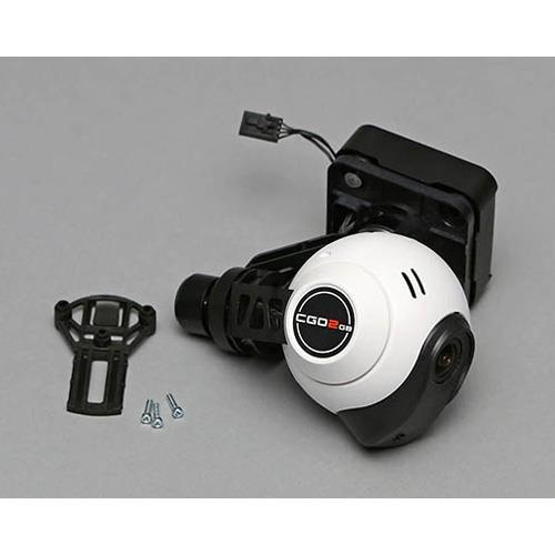 Q500 CGO2+ 3-Axis雲台相機 w/5.8GHz數位視訊傳輸 YUNCGO2PAU