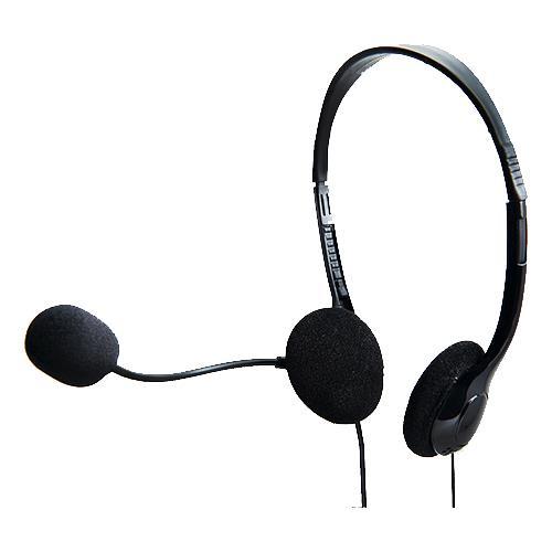 清音頭戴式耳機麥克風