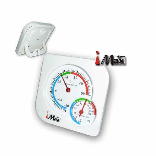 迷你室內指針式溫濕度計