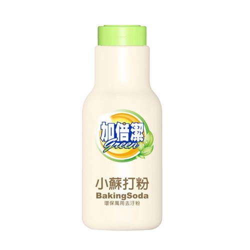 加倍潔 小蘇打粉 環保萬用去汙粉 400gX6瓶