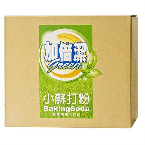 加倍潔 小蘇打粉 環保萬用去汙粉 2.4kgX6盒