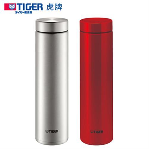 TIGER虎牌600cc夢重力極輕量不鏽鋼保溫保冷杯 MMZ-A060