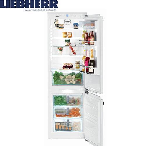 德國Liebherr 261公升全崁式上下門冰箱 SICN3356