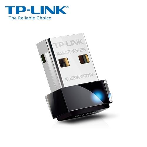 TP-LINK TL-WN725N 11n 150M USB 拇指型無線網卡