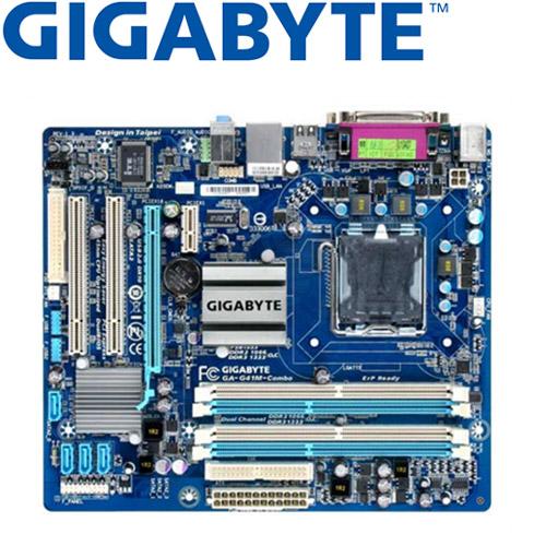 【福利品】GIGABYTE技嘉 GA-G41M-COMBO 主機板