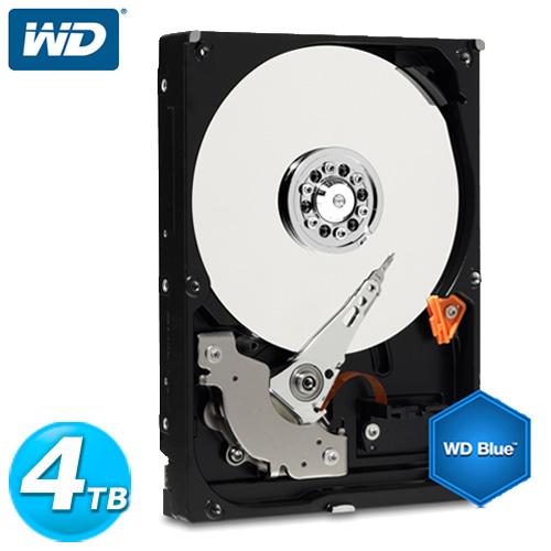 WD40EZRZ 藍標 4TB 3.5吋SATA硬碟