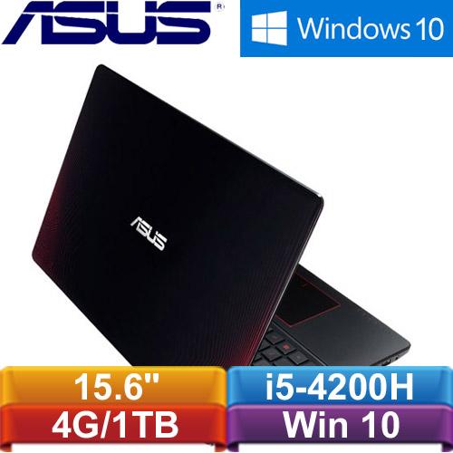 【福利品】ASUS X550JX-0093J4200H 15.6吋筆記型電腦