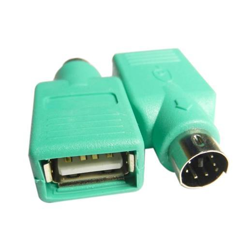 USB轉PS/2轉接頭A母PS/2公
