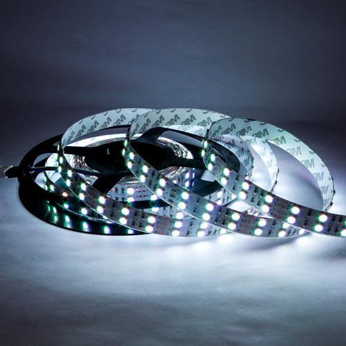 5050 雙排600燈裸式燈條 5M(白光)