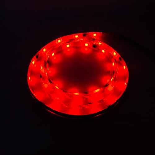 幻彩LED跑馬燈條/1M 紅 (DC12V)*不可剪裁