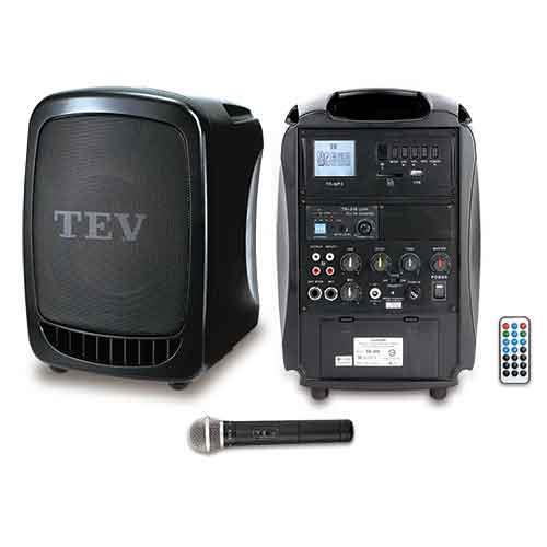 TEV USB/SD單頻無線擴音機 TA300-1