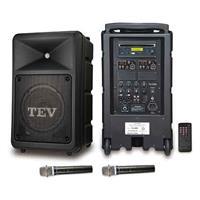 TEV CD/USB/SD雙頻無線擴音機 TA680C-2