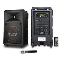 TEV DVD/CD/USB/SD單頻無線擴音機 TA680D-1