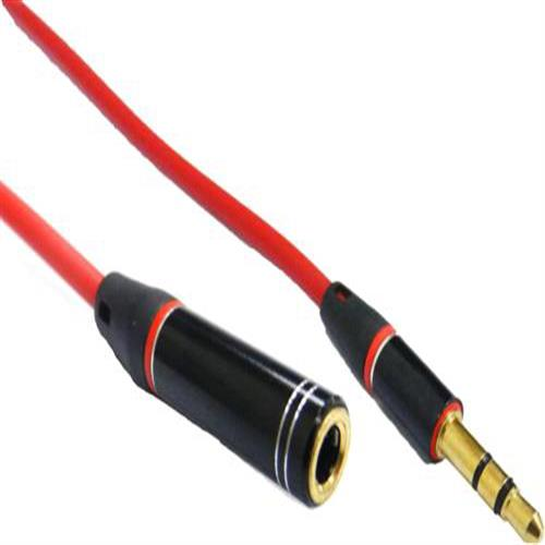 3.5 公/母 3極高傳真耳機延長線 5M