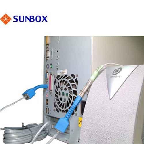 SUNBOX Audio 音源訊號 Cat5 延長器
