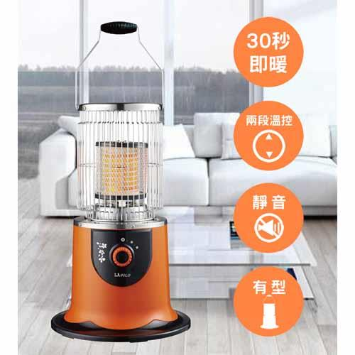 LAPOLO 速暖360度環繞電暖器 LA-966