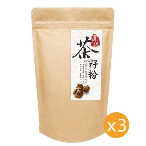 潔倍 茶籽粉 500gx3包