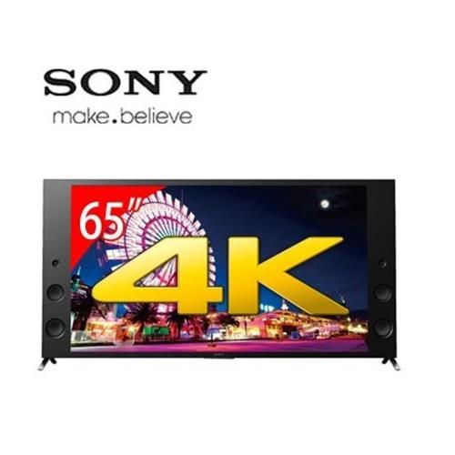 SONY索尼 65型3D 4K智慧型連網電視KD-65X9300C