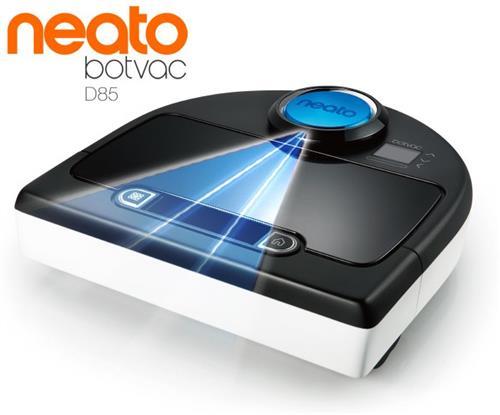 Neato Botvac  寵物版雷射機器人定時自動吸塵器 D85