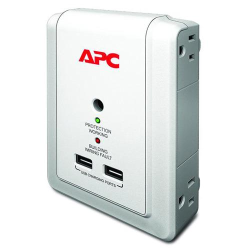 APC P4WUSB-TW 突波保護器