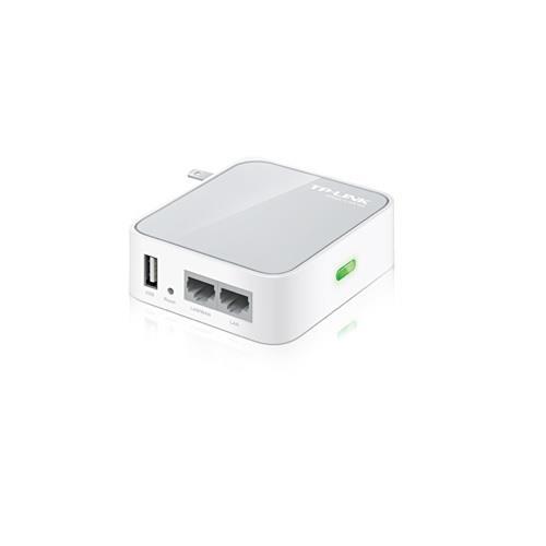 150Mbps 無線 N 迷你口袋型路由器 TL-WR710N