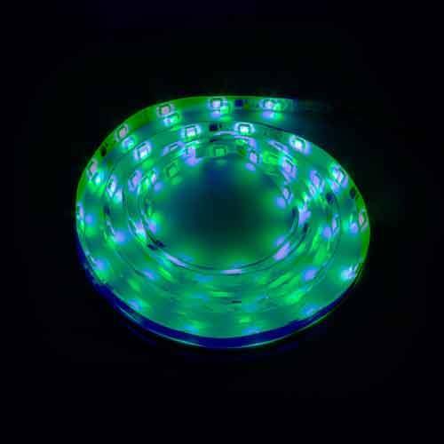 幻彩LED跑馬燈條/1M 七彩 (DC12V)*不可剪裁