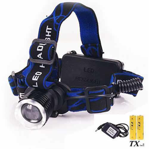 TX特林美國CREE XPE LED無段前後變焦照明頭燈(HD-XPE-21)