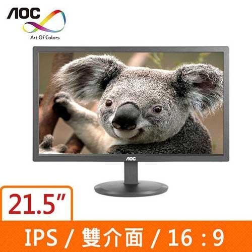 AOC 22型 不閃屏液晶螢幕 I2280SWD