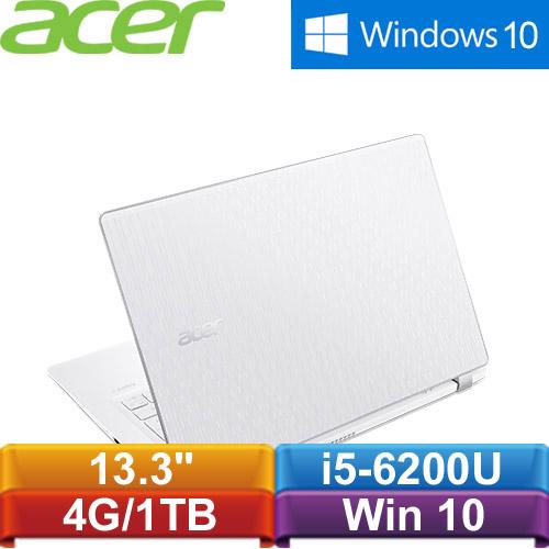 ACER宏碁 Aspire V3-372-55KU 13.3吋筆記型電腦