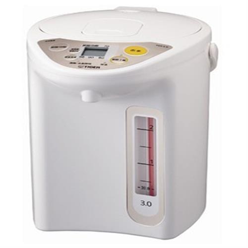 虎牌4段溫控微電腦電熱水瓶3.0L  PDR-S30R